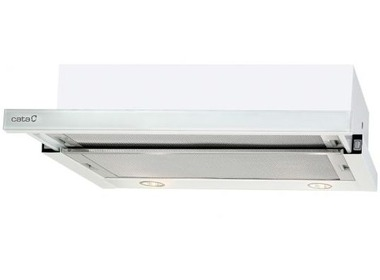 Вытяжка CATA TF-2003 White Glass 600mm