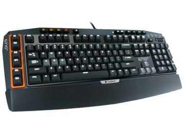 Клавиатура LOGITECH G710 + Mechanical Gaming KBD