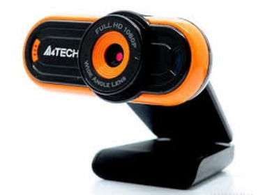 Веб-камера A4-TECH PK-920 H HD Black/Orange