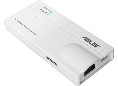 Маршрутизатор Wi-Fi ASUS WL-330N3G