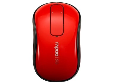 Мышка RAPOO Touch Mouse T120p Red
