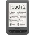 Электронная книга POCKETBOOK Touch Lux 2 PB626 Gray