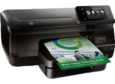 Струйный принтер HP OfficeJet Pro 251dw Printer c WiFi (CV136A)