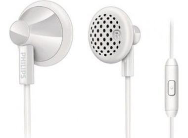 Наушники PHILIPS SHE2105 White