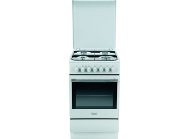 Плита HOTPOINT-ARISTON H5G62AE W