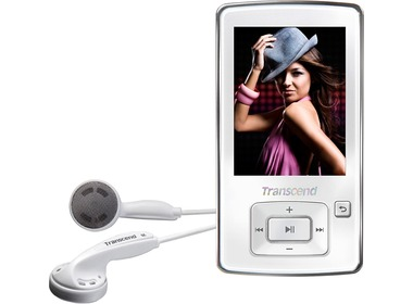 Плеер TRANSCEND T-Sonic 870 8GB Black