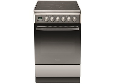 Плита HOTPOINT-ARISTON H5VMH6A X EA