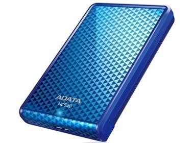 Внешний HDD 2.5 1TB A-DATA (AHC630-1TU3-CBL)