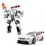 Робот-трансформер (1:32) ROADBOT BMW MW GT2 (52120 r)