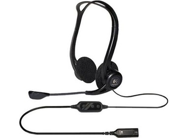 Гарнитура LOGITECH PC 960 Stereo Headset USB