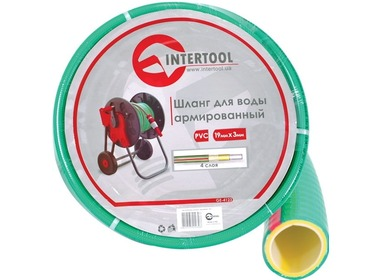 Шланг INTERTOOL GE-4101