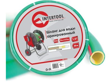 Шланг INTERTOOL GE-4103