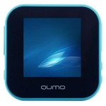 Плеер QUMO Boxon 4GB Rubber Black