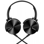Гарнитура SONY MDR-XB450AP (Black, Blue, Red, White, Yellow)