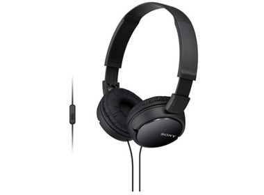 Гарнитура SONY MDR-ZX110AP (Black, Pink, White)
