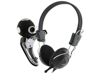 Веб-камера CANYON CNR-CP7G1 Black/Silver