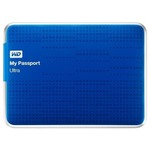 Внешний HDD 2.5 500Gb WD My Passport Ultra Blue (WDBPGC5000ABL-EESN)