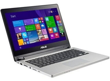 Ноутбук ASUS Transformer Book Flip TP550LA (TP550LA-CJ065H) Black