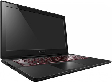 Ноутбук LENOVO IdeaPad Y5070 (59-422467) Black