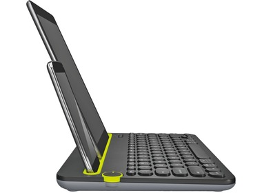 Клавиатура LOGITECH K480 Bluetooth Multi-Device Keyboard Black