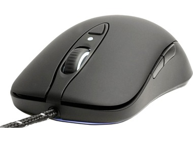 Игровая мышь STEELSERIES Sensei RAW Rubberized Black (62155)