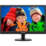 Монитор PHILIPS (193V5LSB2/10) Black