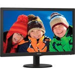 Монитор PHILIPS (233V5LSB/01) Black