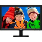 Монитор PHILIPS (243V5LAB/01) Black