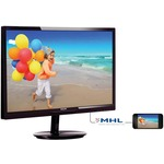 Монитор PHILIPS (284E5QHAD/01) Black