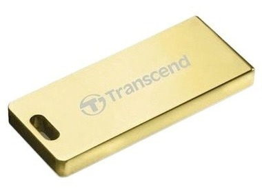 USB флеш-накопитель TRANSCEND JetFlash T3G 32GB (Golden)