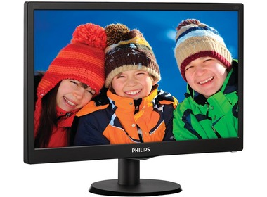 Монитор PHILIPS (203V5LSB2/10) Black