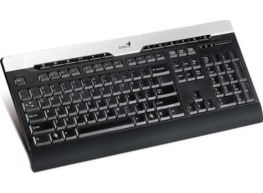 Клавиатура GENIUS SlimStar 220, Black
