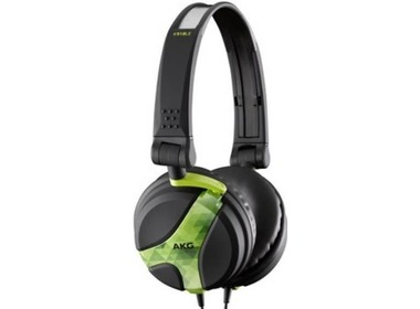 Наушники AKG K518 DELTA (Green, Olive, Red)