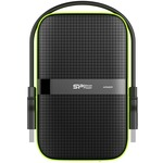 Внешний HDD 1TB SILICON POWER Armor A60 Black (SP010TBPHDA60S3K)