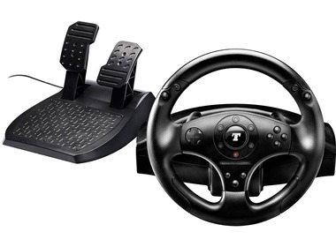 Руль THRUSTMASTER T100 FFB Racing wheel PS3 & PC (4060051)
