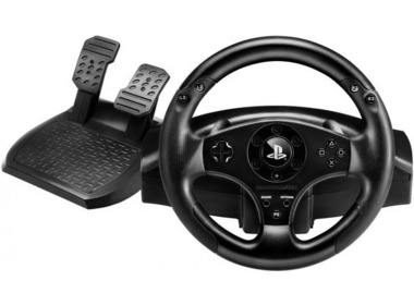 Руль THRUSTMASTER T80 Racing wheel PS3/PS4 (4160598)