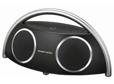 Акустическая система HARMAN/KARDON Go+Play Wireless Black (HKGOPLAYWRLBLKEU)