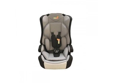 Автокресло BABYHIT Logs seat, black grey