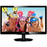 Монитор PHILIPS 226V4LSB/01 Black