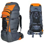 Рюкзак туристический Terra Incognita Concept 60 PRO LITE orange-gray