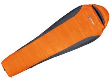 Спальный мешок TERRA INCOGNITA Siesta 300 L orange / gray (4823081501640)