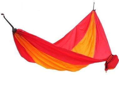 Гамак KINGCAMP PARACHUTE HAMMOCK Red-Yellow (KG3753)