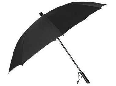Зонт EUROSCHIRM City Partner Umbrella black (W212-CPB/SU15220)