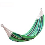 Гамак KINGCAMP Canvas Hammock Green-Black (KG3752/66)