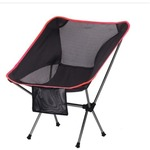 Кресло KINGCAMP ALU LEISURE CHAIR Black (KC3919)