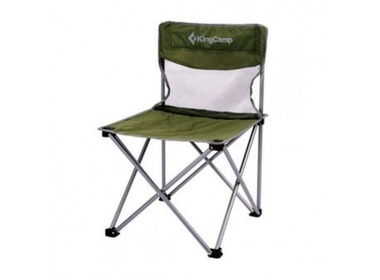 Кресло KINGCAMP Compact Chair in Steel M Dark green (KC3832)