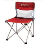 Кресло KINGCAMP Compact Chair in Steel M Red (KC3832)