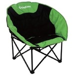 Кресло KINGCAMP Moon Leisure Chair Black-Green(KC3816)