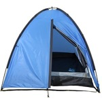 Палатка KINGCAMP Backpacker Blue (KT3019)