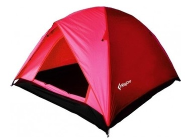 Палатка KINGCAMP Family 3 Red (KT3073)